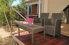 Front-deck